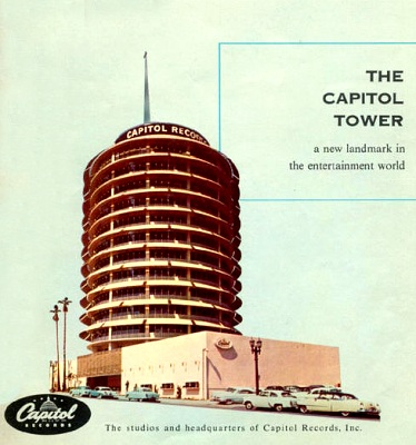 capitol_studios_hollywood_and_vine_pictured_on_1956_press_release